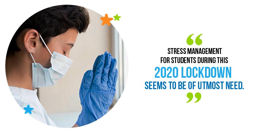 Students stress management 2020