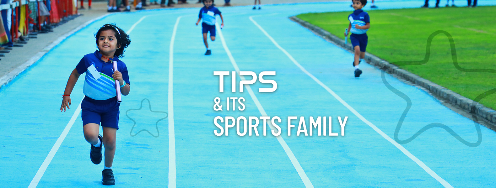 TIPS and It's Sports Family