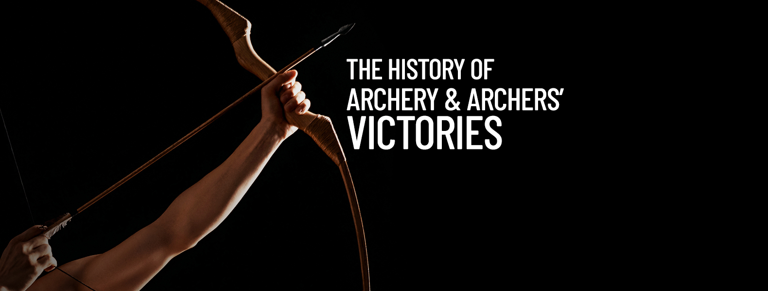 Archery is a sport at TIPS