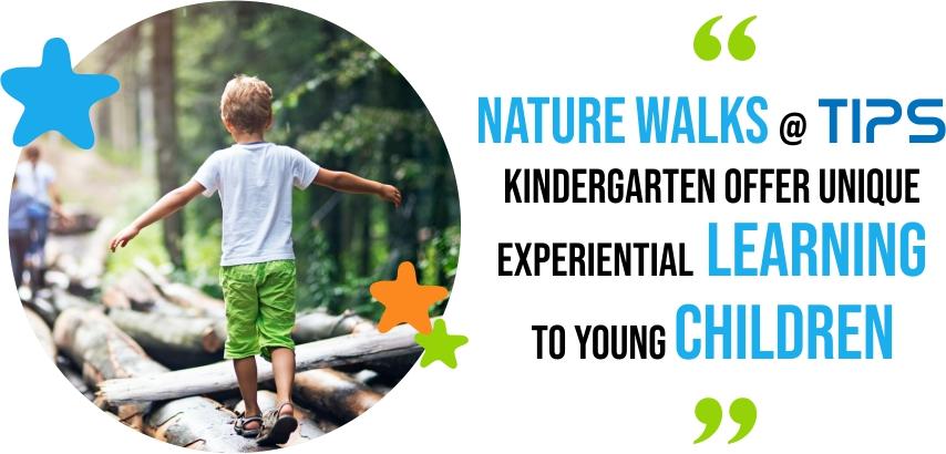 Nature Walk at TIPS KG