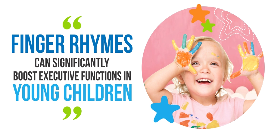 finger rhymes for young children
