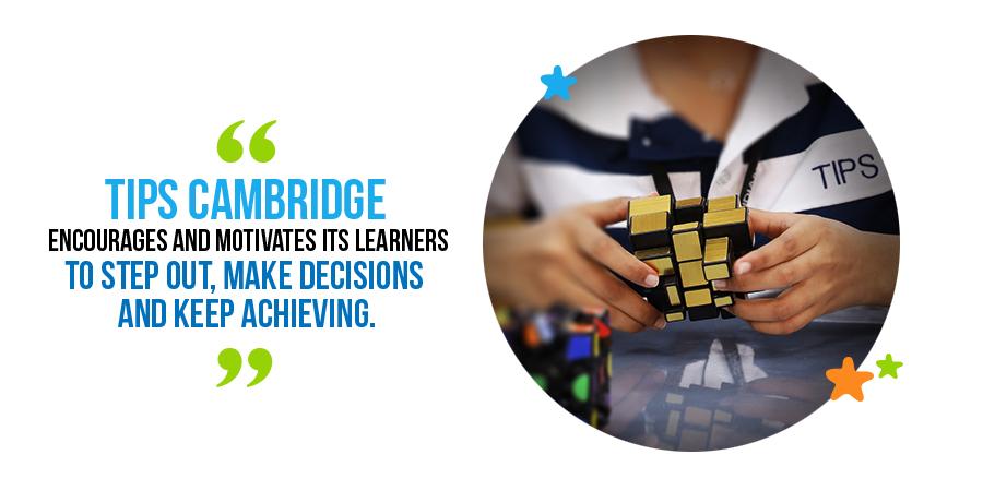 TIPS Cambridge achievers