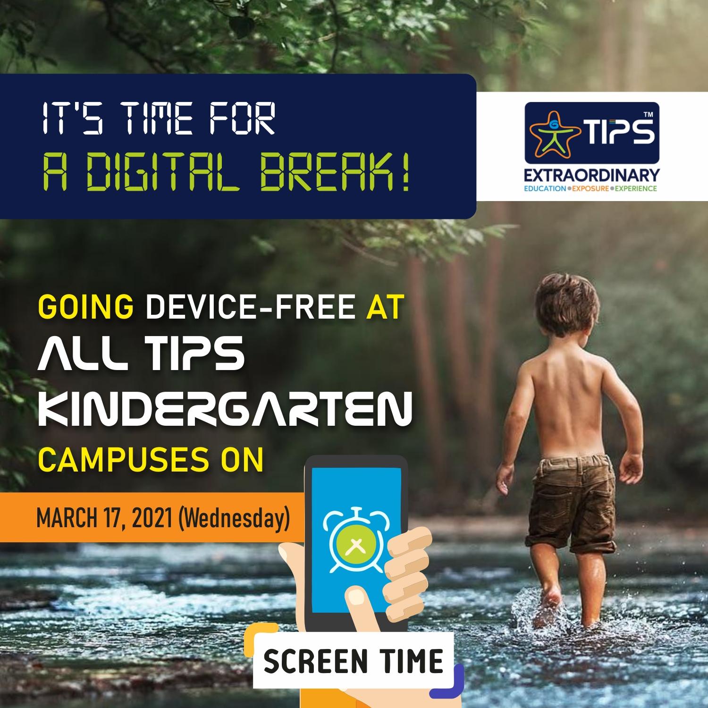 TIPS KG Digital Break