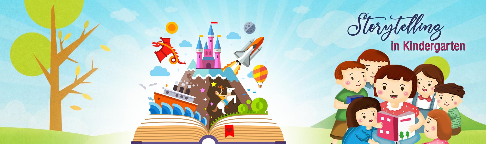 Storytelling in Kindergarten