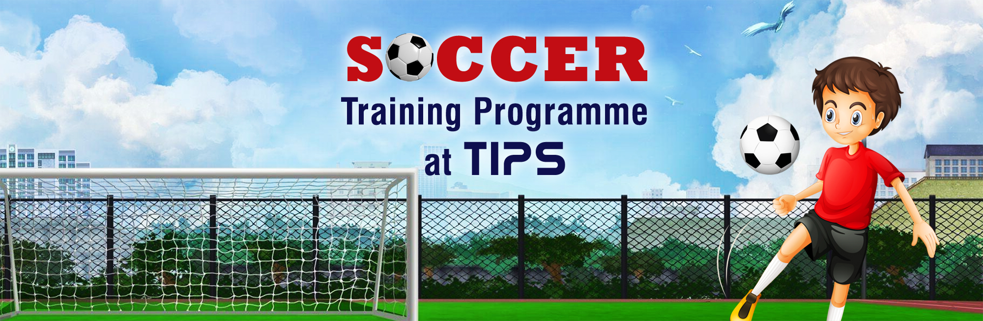 Soccer Training Programme at TIPS Blog
