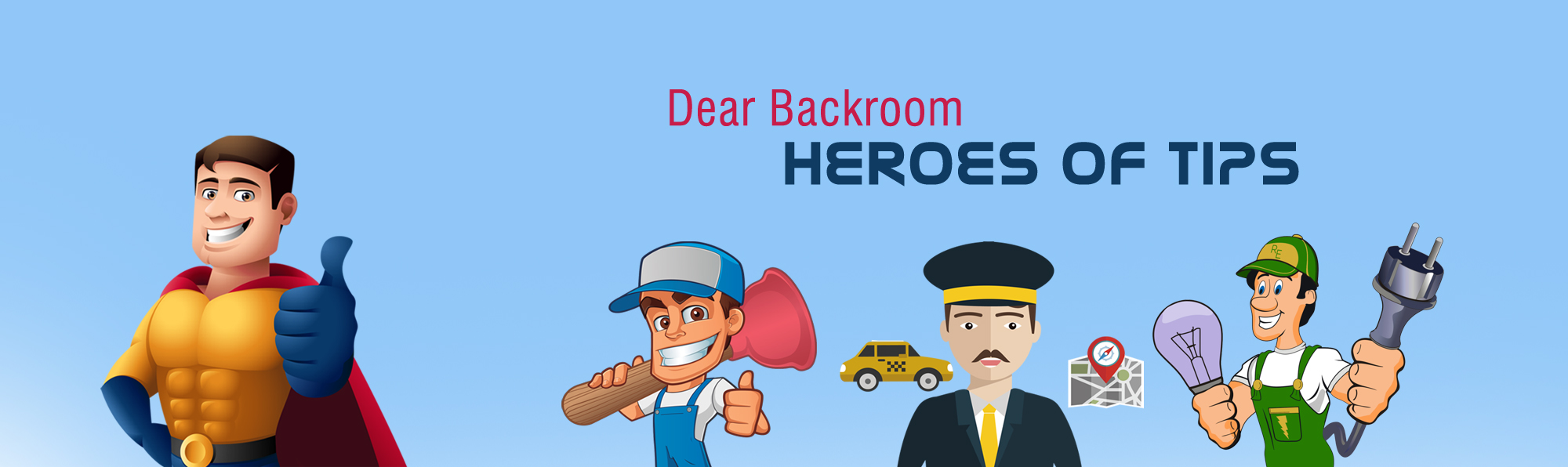 Backroom heroes of TIPS