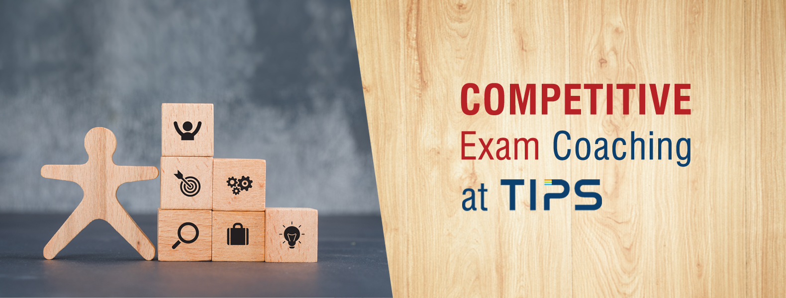 competitive exam coaching at TIPS